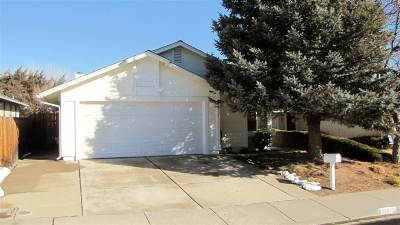 Reno Single Family Home For Sale: 6335 Enchanted Valley Drive