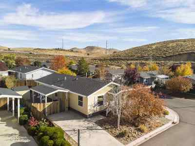 Reno Manufactured Home Active/Pending-Loan: 693 Diamond O