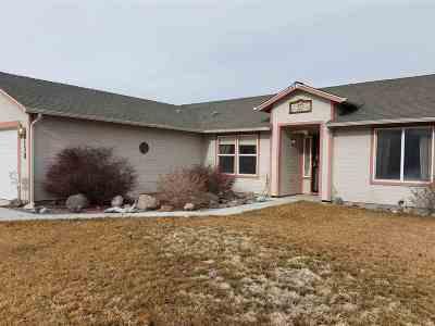 Fernley Single Family Home For Sale: 130 Prairie