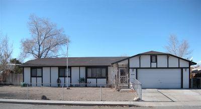 Fernley Single Family Home Price Reduced: 265 Flint Street