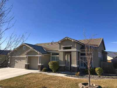 Sparks Single Family Home For Sale: 7349 Phoenix Drive