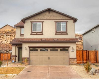 Reno Single Family Home Active/Pending-Loan: 1893 Star Bright Way