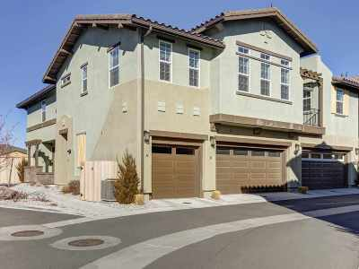 Reno Condo/Townhouse For Sale: 2003 Wind Ranch Rd #a #A