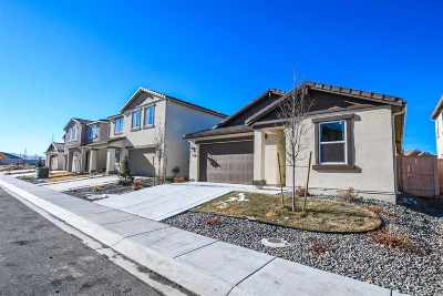 Reno Single Family Home For Sale: 9761 Pachuca Drive