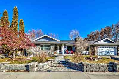 Carson City Single Family Home Active/Pending-House: 1809 Pyrenees St