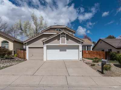 Reno Single Family Home For Sale: 981 Ridgeview Drive