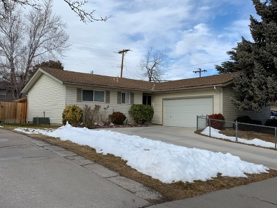 Reno Single Family Home Active/Pending-Loan: 687 Ibis Lane