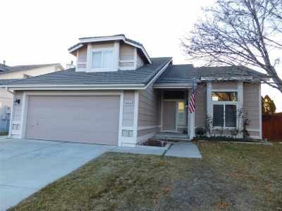 Sparks Single Family Home For Sale: 5455 Santa Rosa