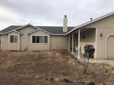 Stagecoach Single Family Home Active/Pending-Loan: 207 David Ave