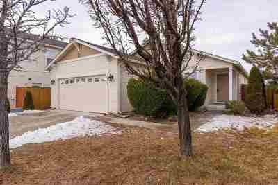 Reno Single Family Home For Sale: 8925 Griffon