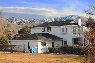 Reno Single Family Home New: 5995 Pebble Beach Drive