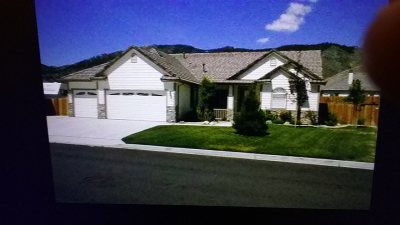 Carson City Single Family Home Active/Pending-Loan: 608 Norfolk