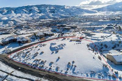 Reno Residential Lots & Land For Sale: 8205 Standing Stone Ct