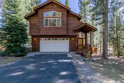 South Lake Tahoe CA Single Family Home Extended: $679,000