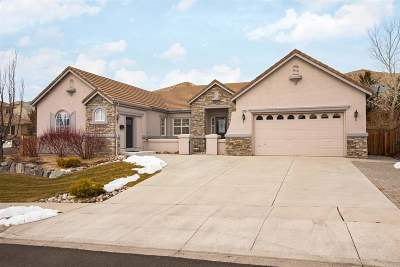 Reno Single Family Home New: 9485 Robb Ct.