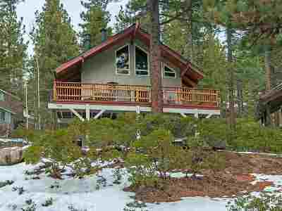 Incline Village Single Family Home Active/Pending-Loan: 1066 War Bonnet