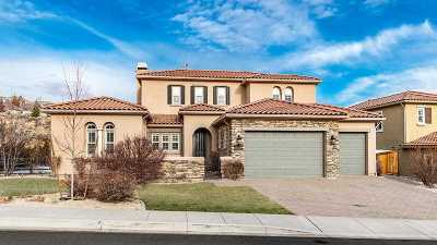 Reno Single Family Home New: 8195 Deerbrook Ct.