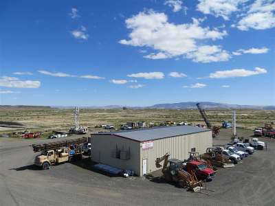 Silver Springs NV Commercial New: $499,900