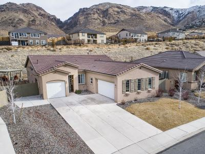 Washoe County Single Family Home New: 10300 Cavalry Cir.