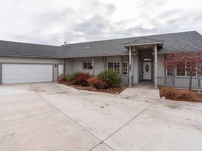 Gardnerville Single Family Home Active/Pending-Call: 983 Farrier