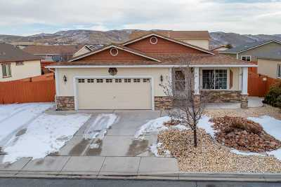 Washoe County Single Family Home New: 18324 Whitebark