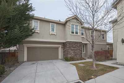 Sparks Single Family Home For Sale: 6957 Sacred Circle