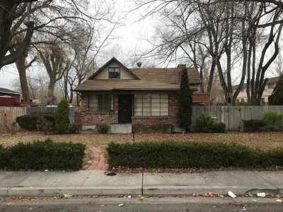 Washoe County Single Family Home New: 1430 Nannette Circle