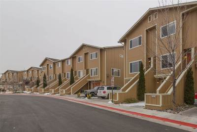 Washoe County Condo/Townhouse New: 350 Dawson Jacob Ln