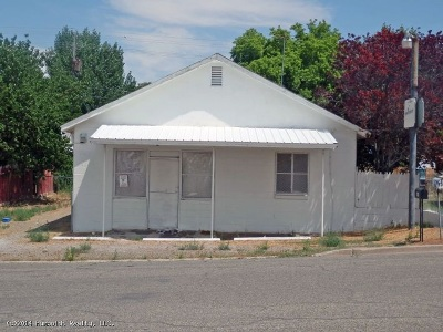 Winnemucca Single Family Home New: 505 Monroe