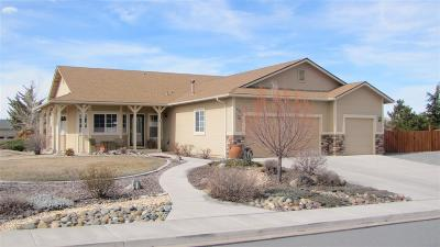 Sparks Single Family Home For Sale: 430 Hay Bale Drive