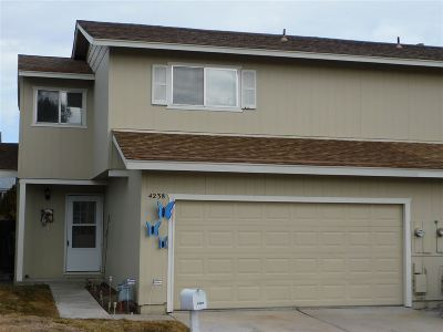 Carson City Condo/Townhouse New: 4238 Mulligan