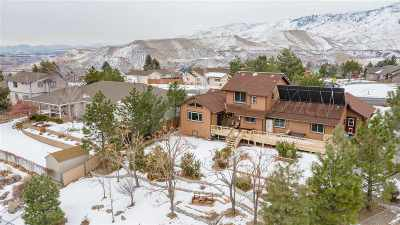 Reno Single Family Home New: 295 Mogul Mountain Dr
