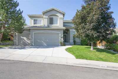 Reno Single Family Home New: 4775 Cougarcreek Trail