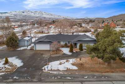 Reno Single Family Home New: 7505 Hillview Drive
