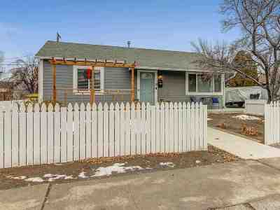 Sparks Single Family Home New: 449 M Street