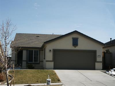 Reno Single Family Home New: 9212 Sassafras Trail