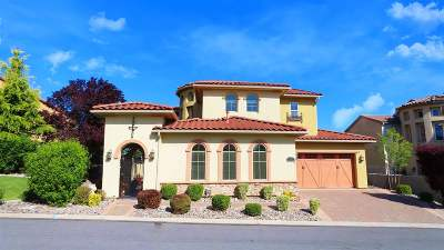 Reno Single Family Home New: 5225 Bellazza Court