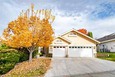 Reno Single Family Home New: 6174 Carriage House Way
