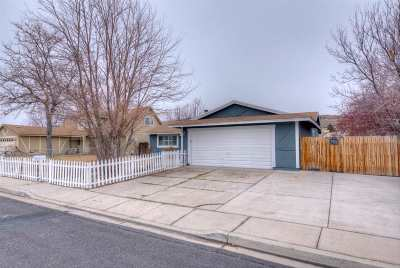 Reno Single Family Home New: 1261 Landerwood
