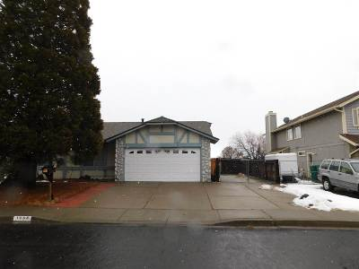 Reno Single Family Home For Sale: 1308 Tate