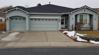 Sparks Single Family Home For Sale: 1207 Sticklebract