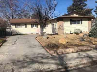 Sparks NV Single Family Home New: $314,900