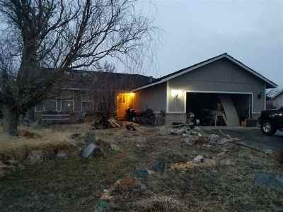 Gardnerville Single Family Home Active/Pending-Short Sale: 625 Adaline