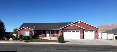 Winnemucca Single Family Home New: 2944 Great Basin Drive
