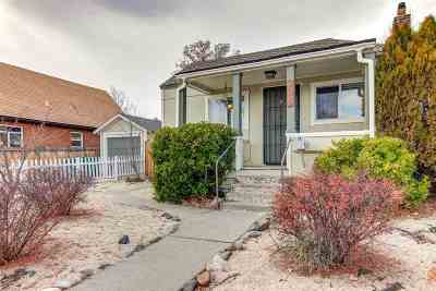 Reno Single Family Home For Sale: 735 Plumas Street