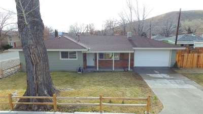 Carson City Single Family Home New: 401 W Eighth Street