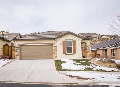 Reno NV Single Family Home New: $349,000