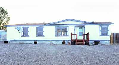 Battle Mountain Manufactured Home For Sale: 105 Cove Ave
