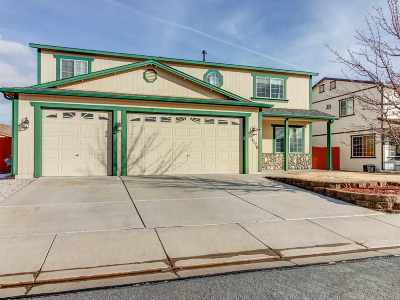 Reno Single Family Home Active/Pending-Call: 18120 Baby Bear Ct