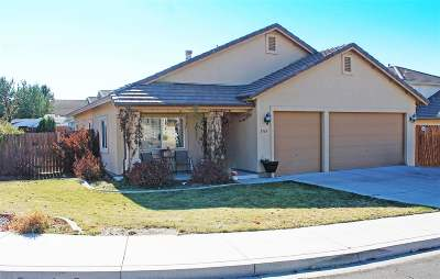 Sparks Single Family Home Active/Pending-Loan: 1565 Freeman Way